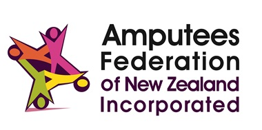Photo of the Amputee logo